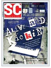 SC Magazine cover