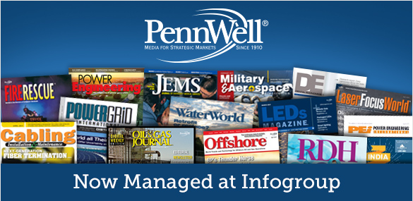PennWell Now Managed at Infogroup